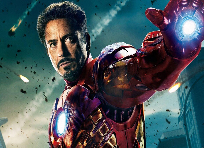 кто такой Железный Человек (Тони Старк) марвел