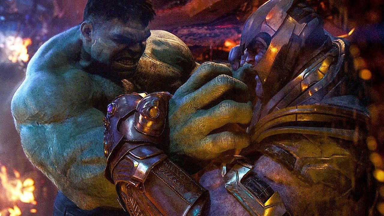 Халк и Танос