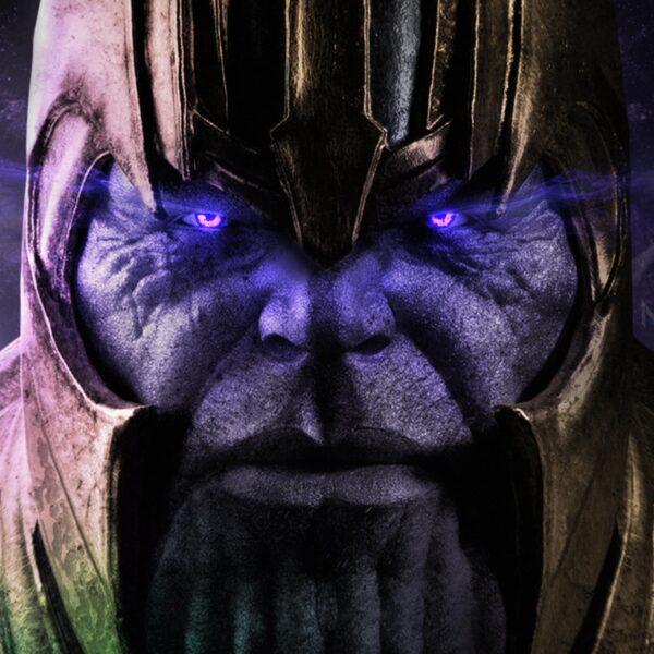 кто такой Танос марвел