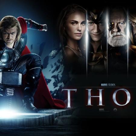 смотреть трейлер Тор онлайн