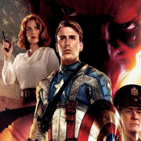 смотреть трейлер Капитан Америка: Первый Мститель онлайн