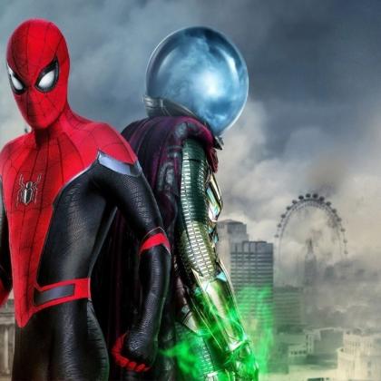 смотреть трейлер Человек-паук: Вдали от дома онлайн