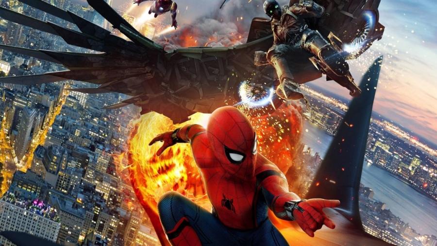 смотреть трейлер Человек-паук: Возвращение домой онлайн