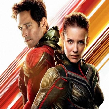смотреть трейлер Человек-муравей и Оса онлайн
