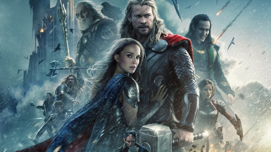 смотреть трейлер Тор 2: Царство тьмы онлайн