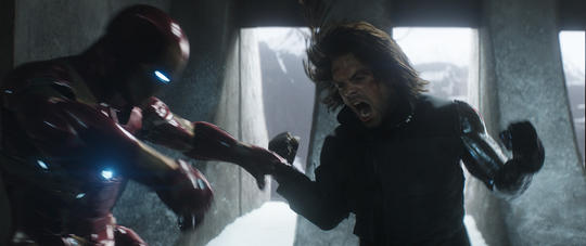 Bucky Barnes: The Winter Soldier / Баки Барнс: Зимний Солдат