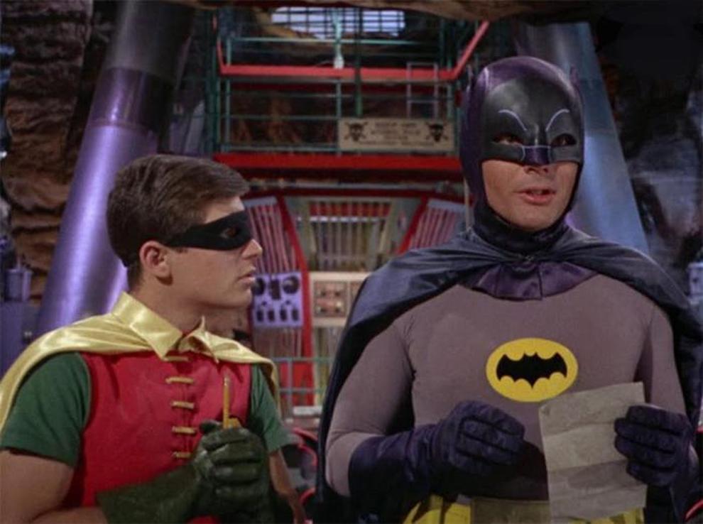 Бэтмен (с 1966 по 1969)
