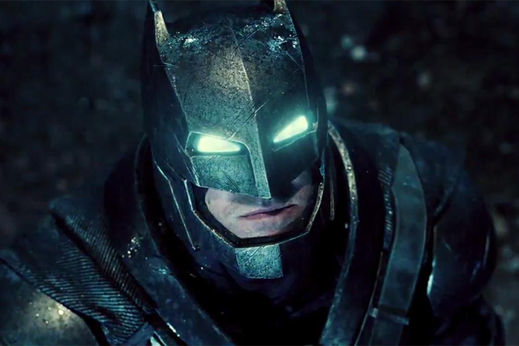 Бэтмен в расширенной Кинематографической Вселенной DC