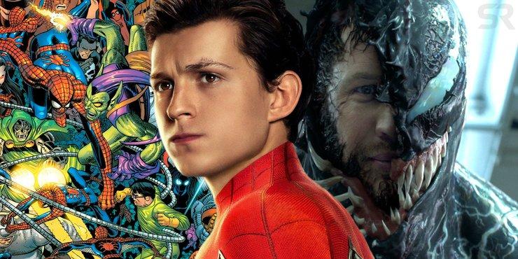 Человек-паук будет сниматься в фильмах Марвел