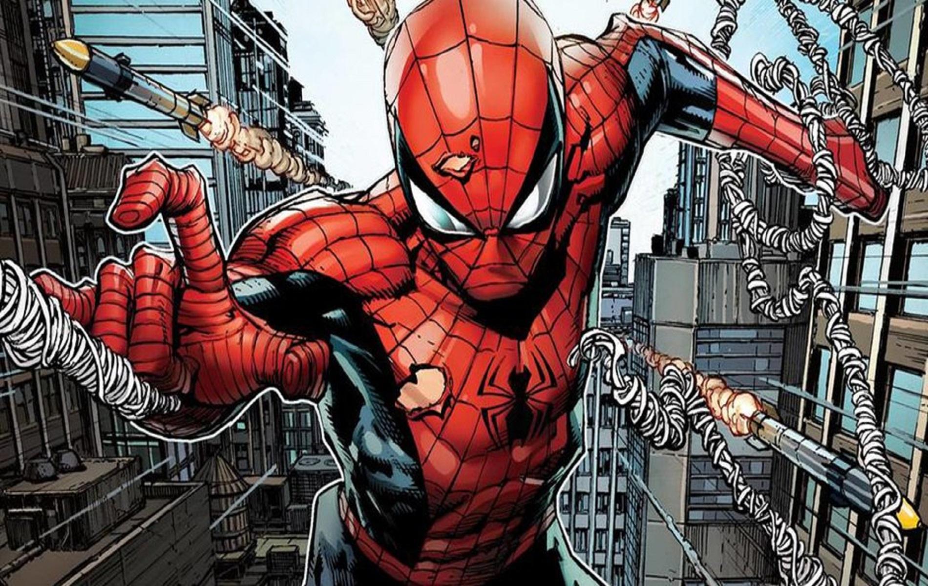 Человека-паука ждет самое безумное приключение