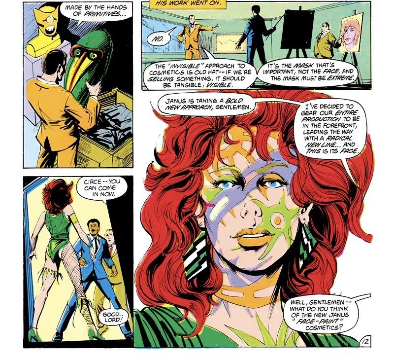 Черная Маска комикс Batman 386