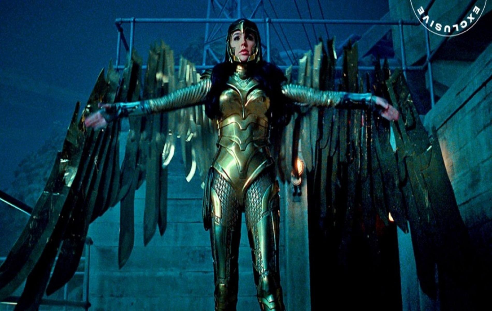 Чудо-женщина 1984 Золотой орел