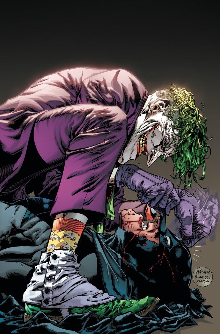 Детективный Комикс 1023 от DC