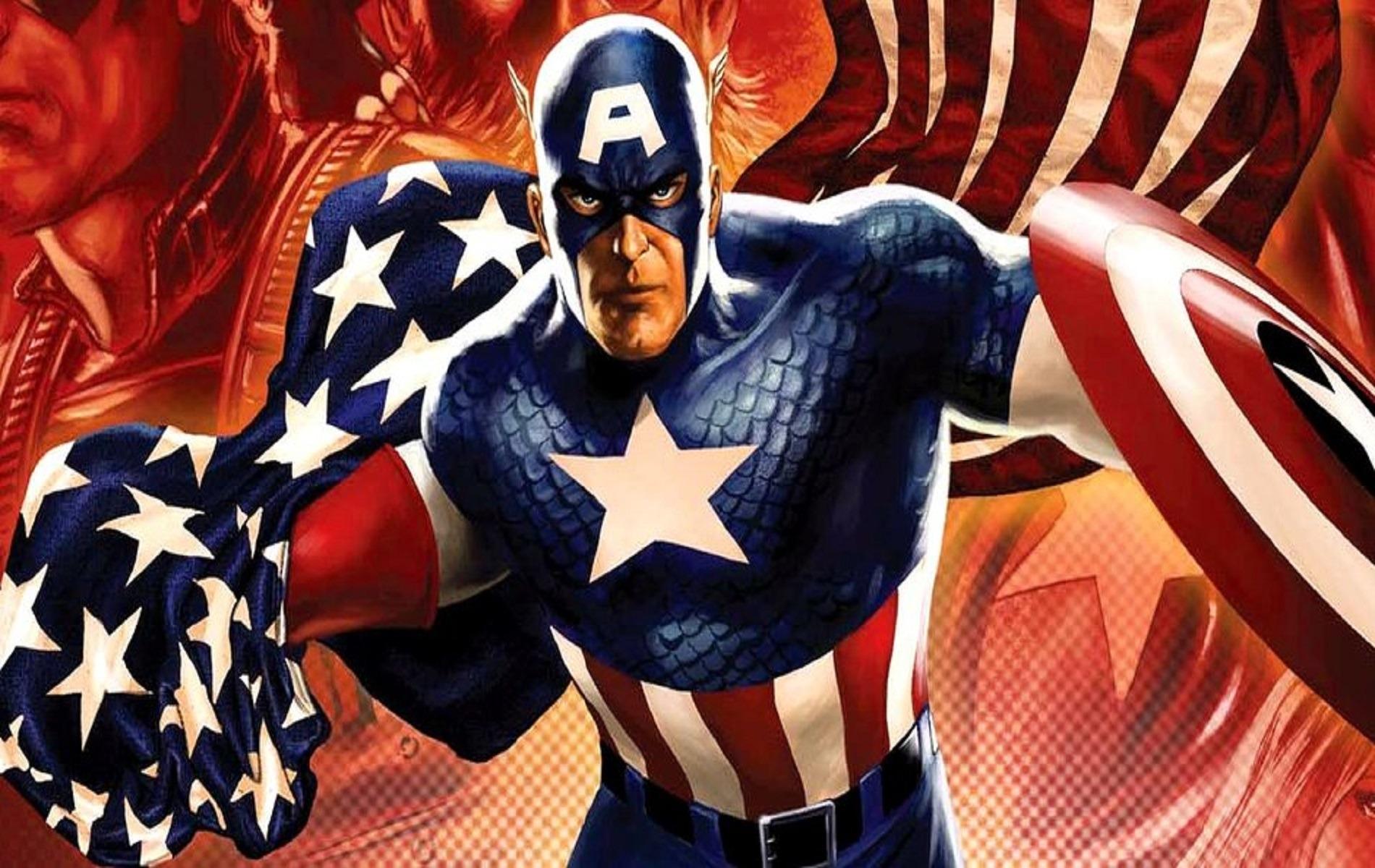 Капитан Америка доказал почему он величайший Мститель