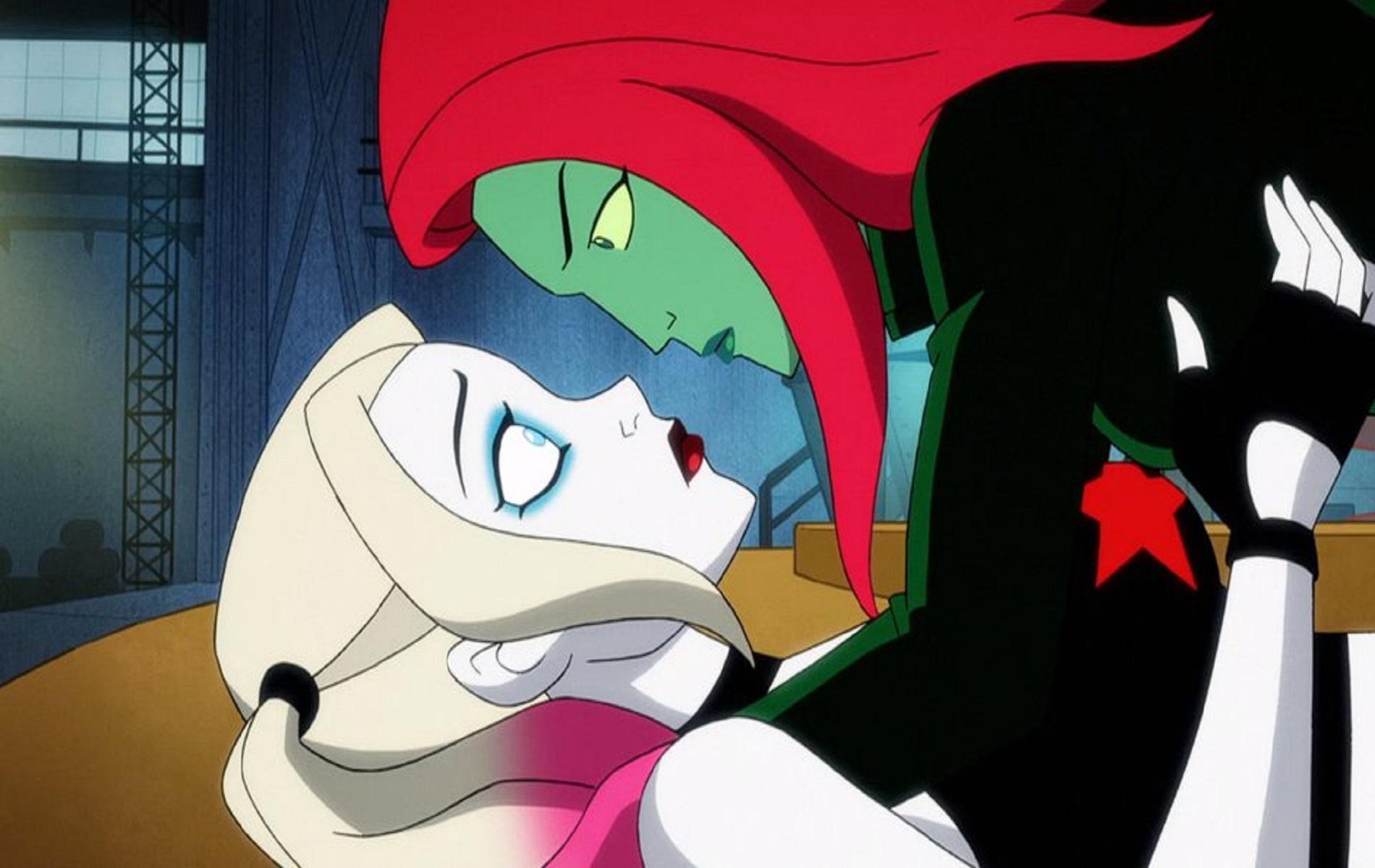Харли Квинн и Ядовитый Плющ станут любовниками