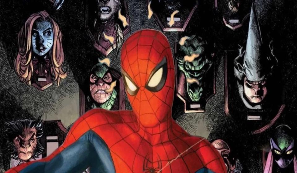 Почему все враги Человека-паука животные