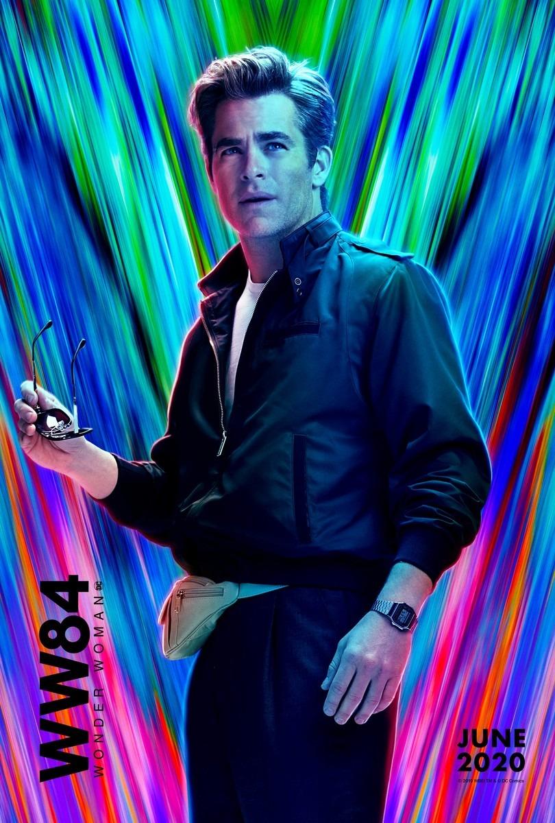 Постер Стива Тревора