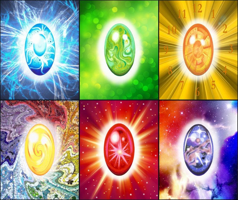Сколько Камней Бесконечности существует