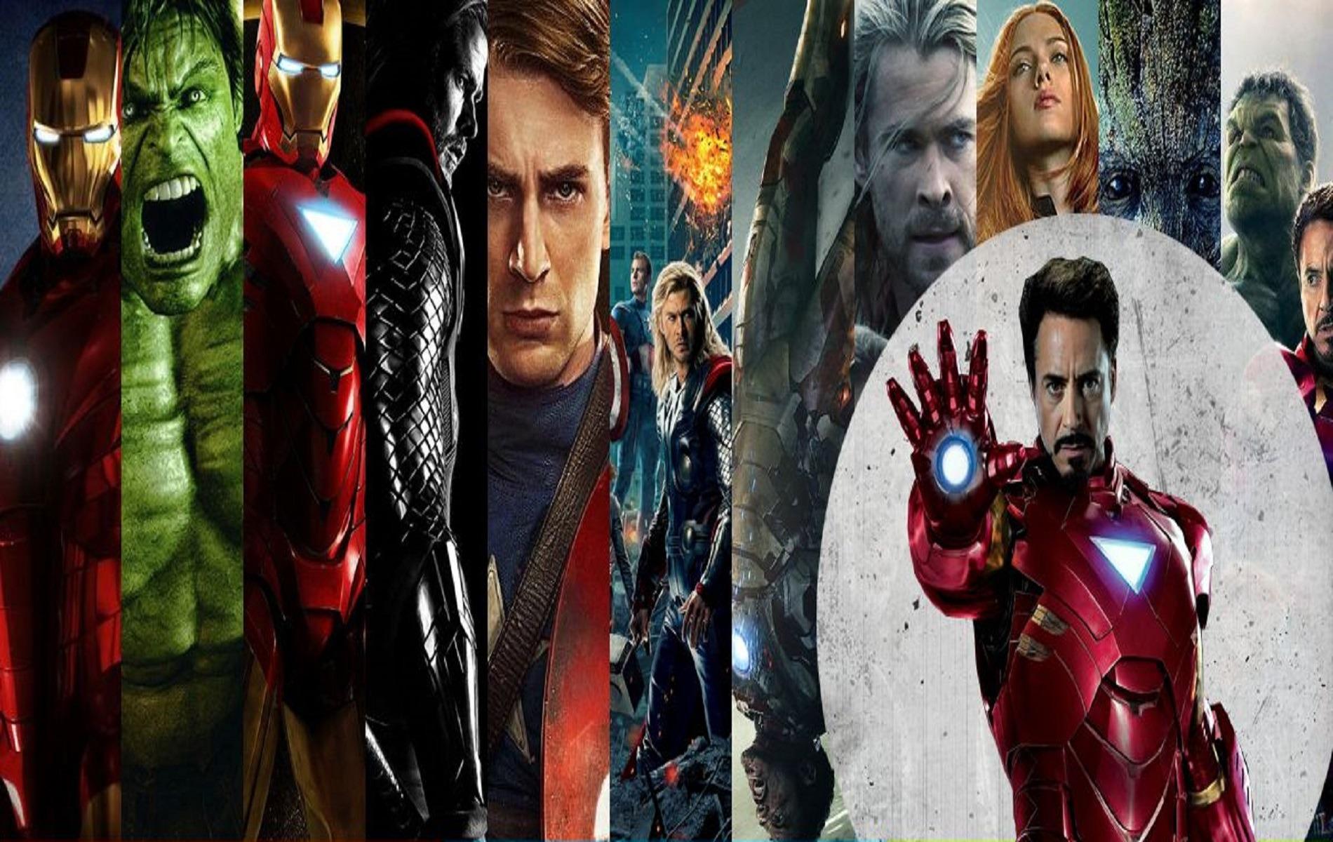 Сколько всего фильмов Марвел существует