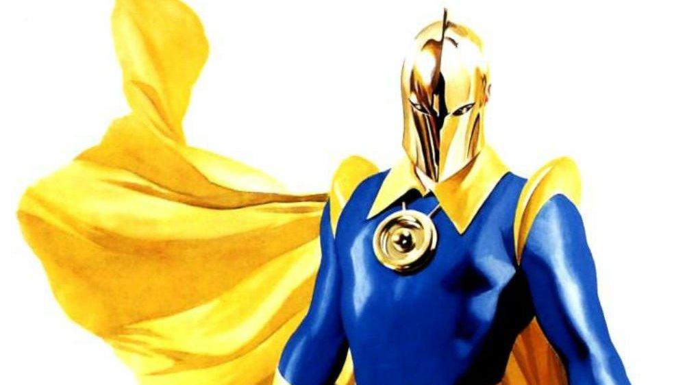 Супергерой DC Доктор Фейт больше чем просто волшебник