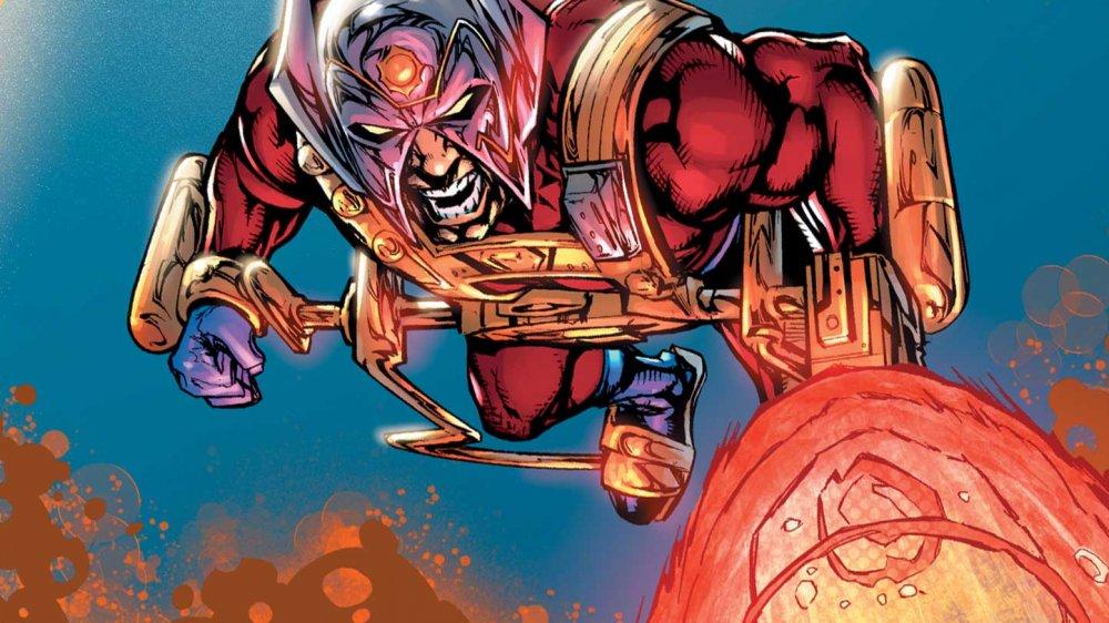 Супергерой DC Орион гибель Дарксайда