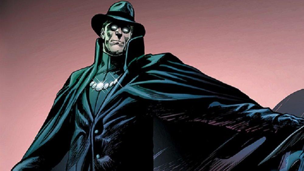 Супергерой DC Призрачный странник супергерой с необъятной силой