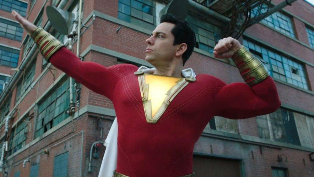 Супергерой DC Шазам его сила в волшебстве
