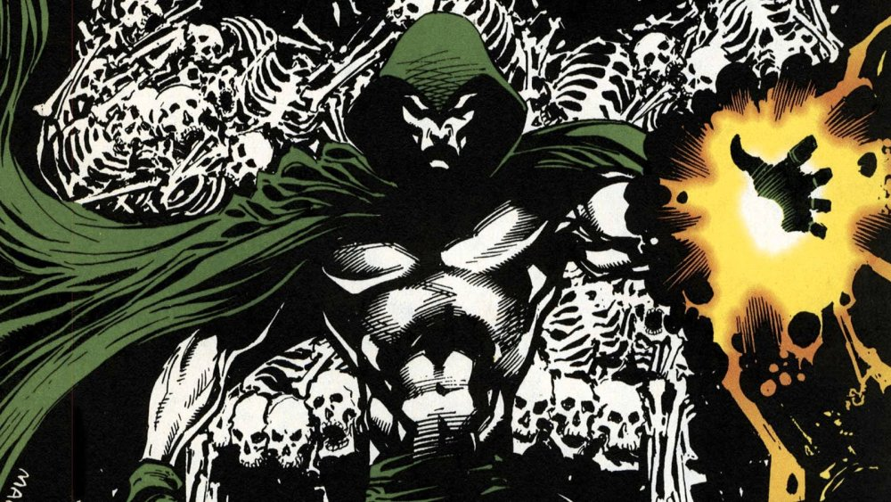 Супергерой DC Спектр гнев Божий