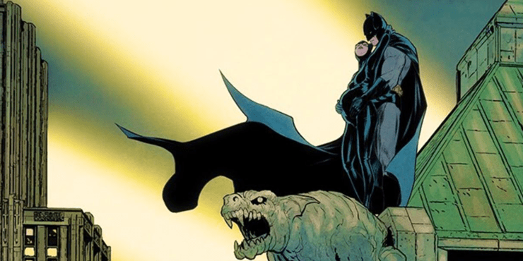 У Бэтмена и Женщины-кошки будет ребенок