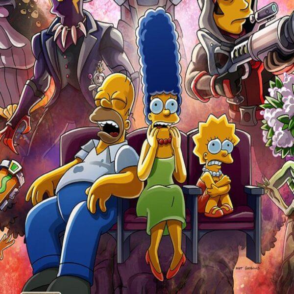 В Симпсонах появится серия связанная с Мстителями