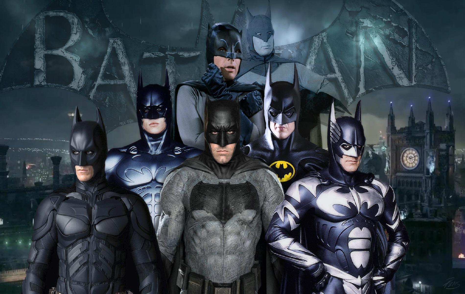 В каком порядке смотреть Бэтмена