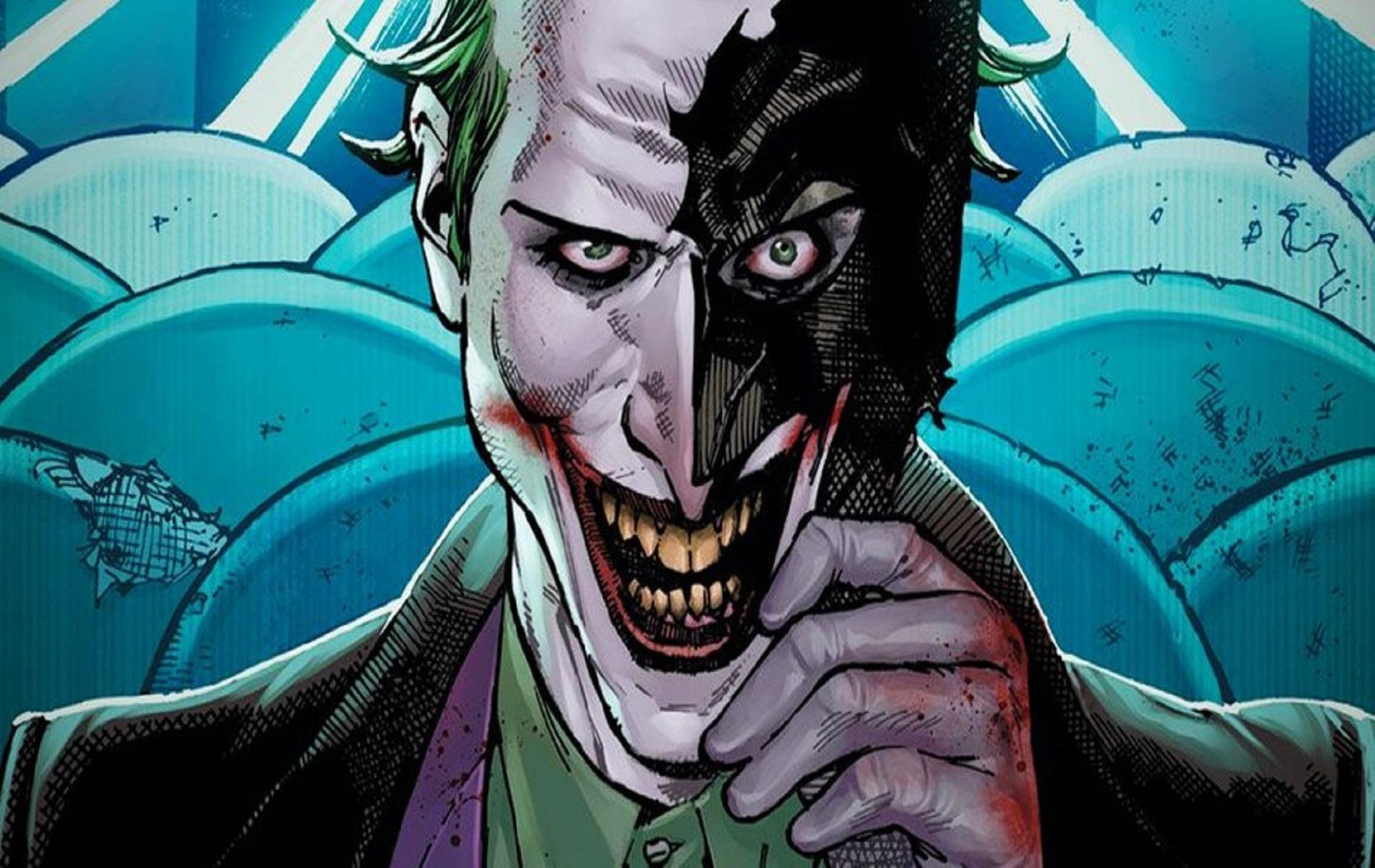 Война Джокера против Бэтмена