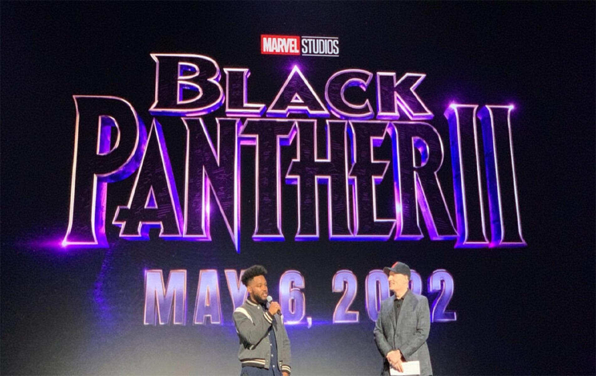 где будут снимать фильм Черная Пантера 2