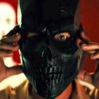 как выглядит черная маска марвел