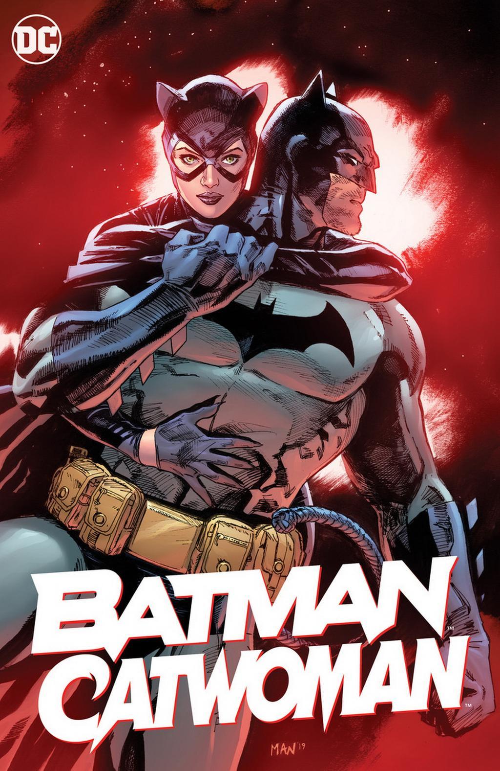 когда выйдет комикс Batman/Catwoman