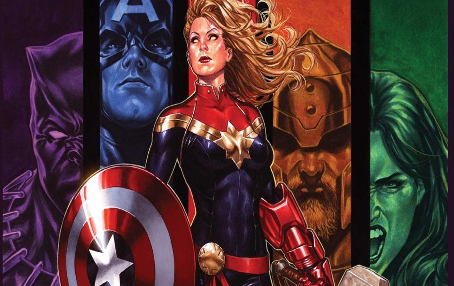 кого боится Капитан Марвел