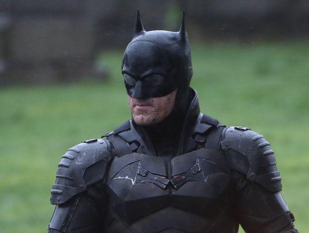 костюм нового бэтмена