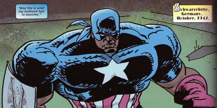 кто станет новым Капитан Америка