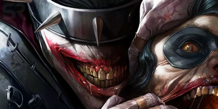 кто такой Бэтмен, который смеется DC