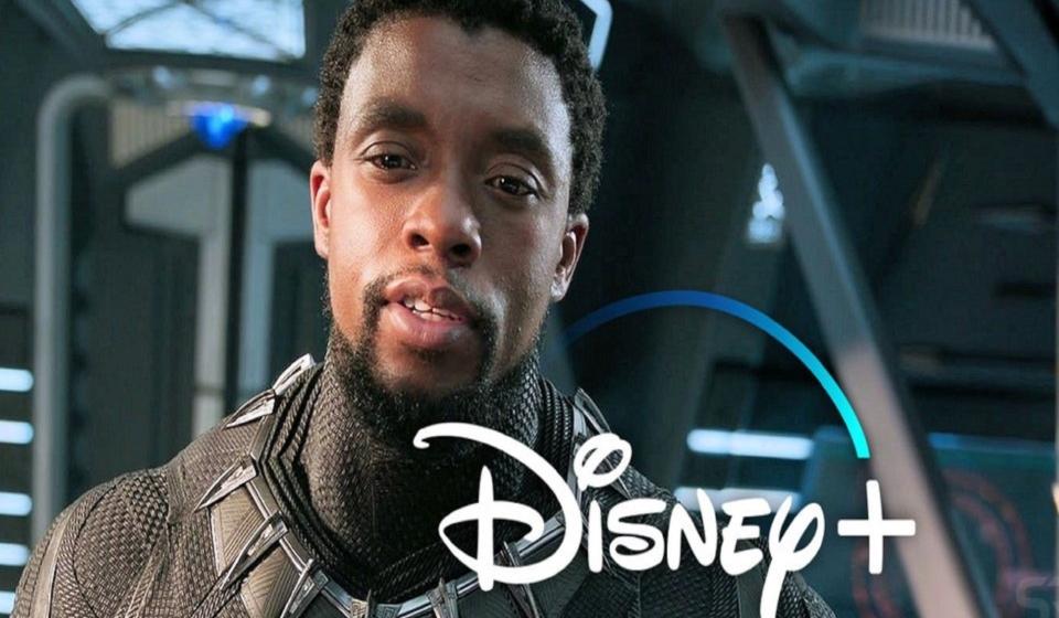 приветственный трейлер Черная Пантера на Disney+