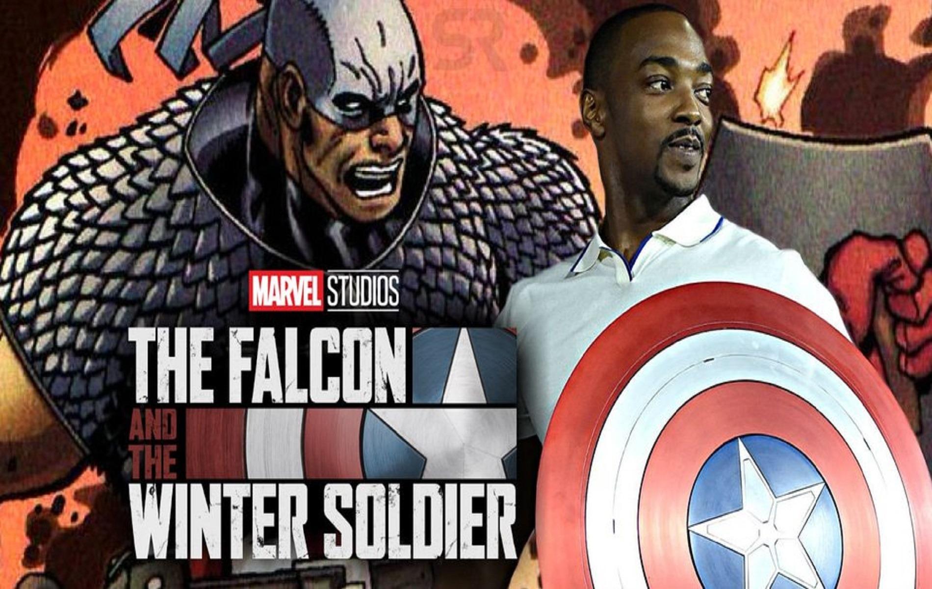 в Марвел появится чернокожий Капитан Америка
