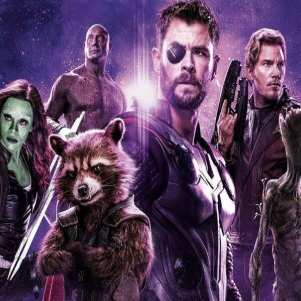 Asgardiytsy Galaktiki fan poster