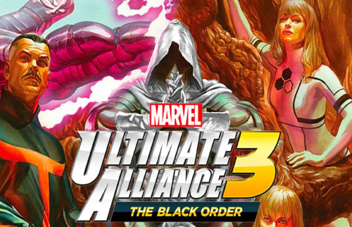 Bog Imperator Dum poyavitsya v igre Marvel Ultimate Alliance 3