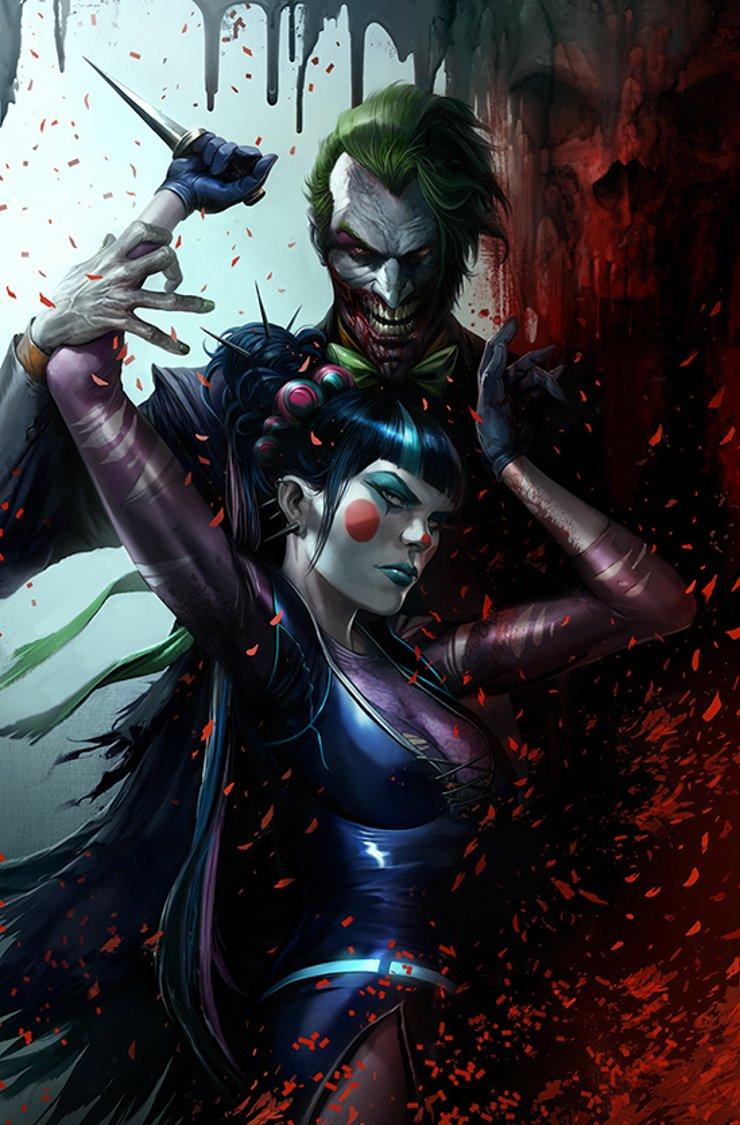 Джокер и Панчлайн