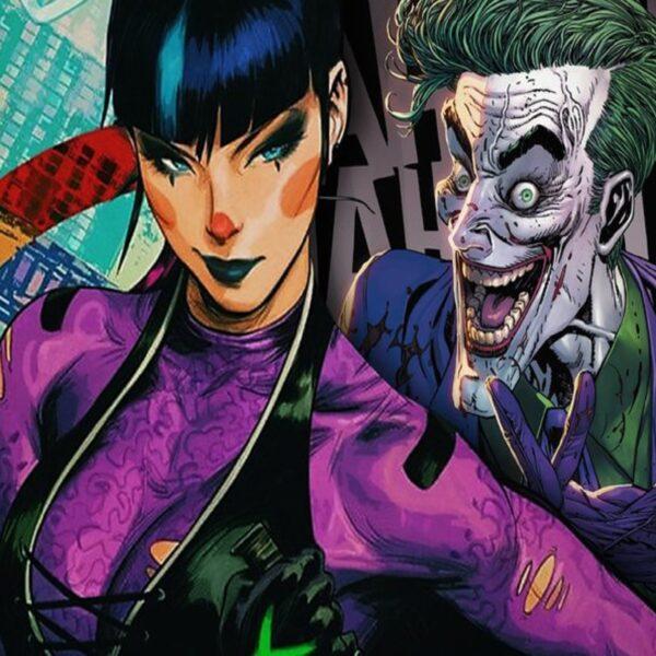 Новая подружка Джокера Панчлайн окажет огромное влияние на Готэм