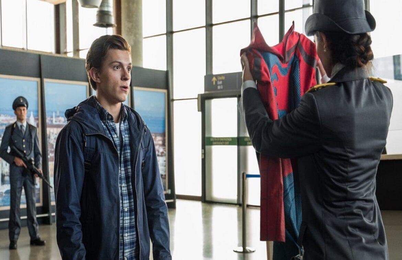 Обзор фильма Человек-паук Вдали от дома