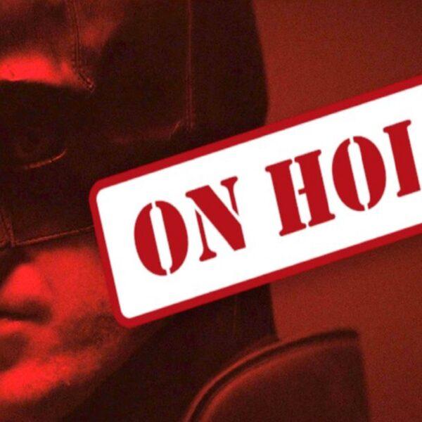 Съемки Бэтмен задержали на 2 недель из-за коронавируса