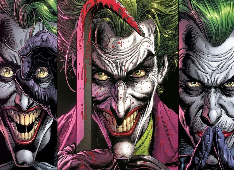 Три Джокера собираются изменить злодея Бэтмена навсегда