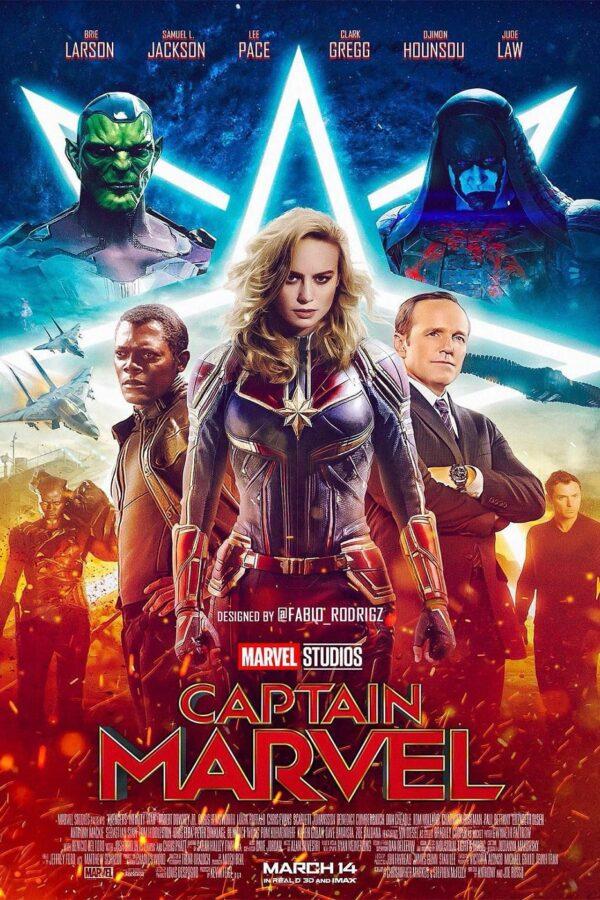 Капитан Марвел