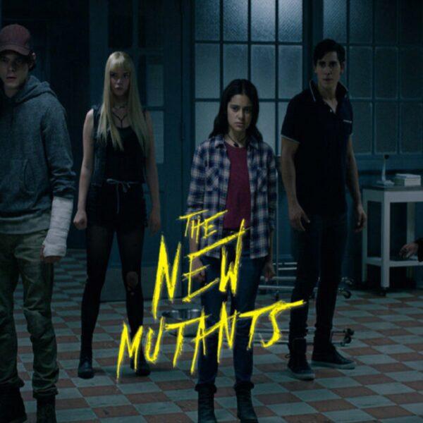 дата выхода фильма новые мутанты